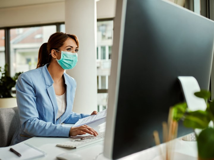 An Update of Office Health & Safety Procedures